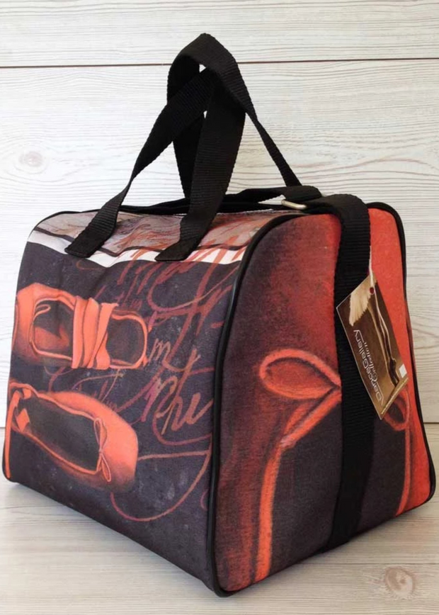 Red Shoes Shoulder Bag