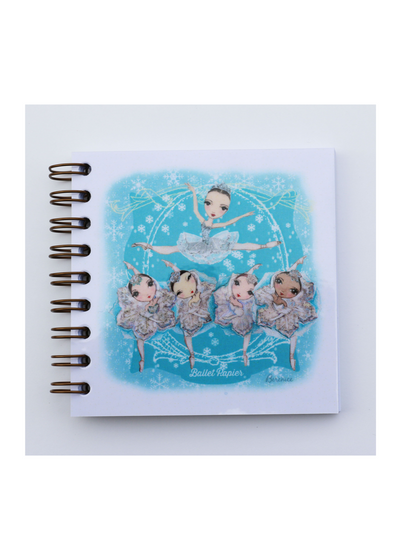 Square Notebook The Snow Queen
