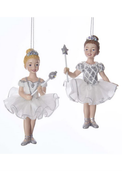 Ballet Princess Ornament