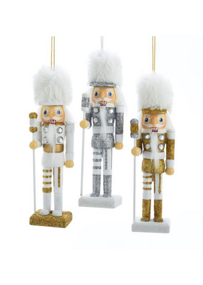 Hollywood Nutcracker Ornament