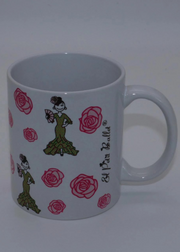 Flamenco Dancer Mug