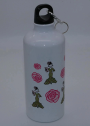 Flamenco Dancer Water Bottle