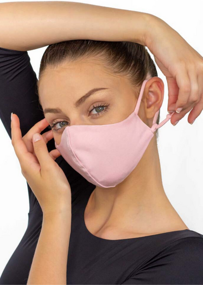 Adjustable, Over Ear, Reversible Face Mask