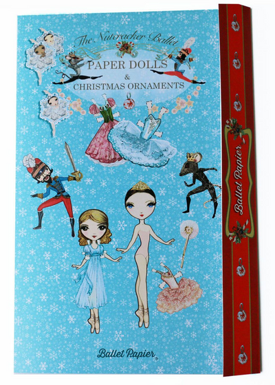 Paper Dolls The Nutcracker