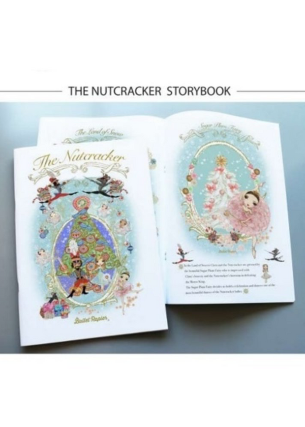 Story Book The Nutcracker