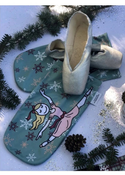 Nutcracker Shoe Bag