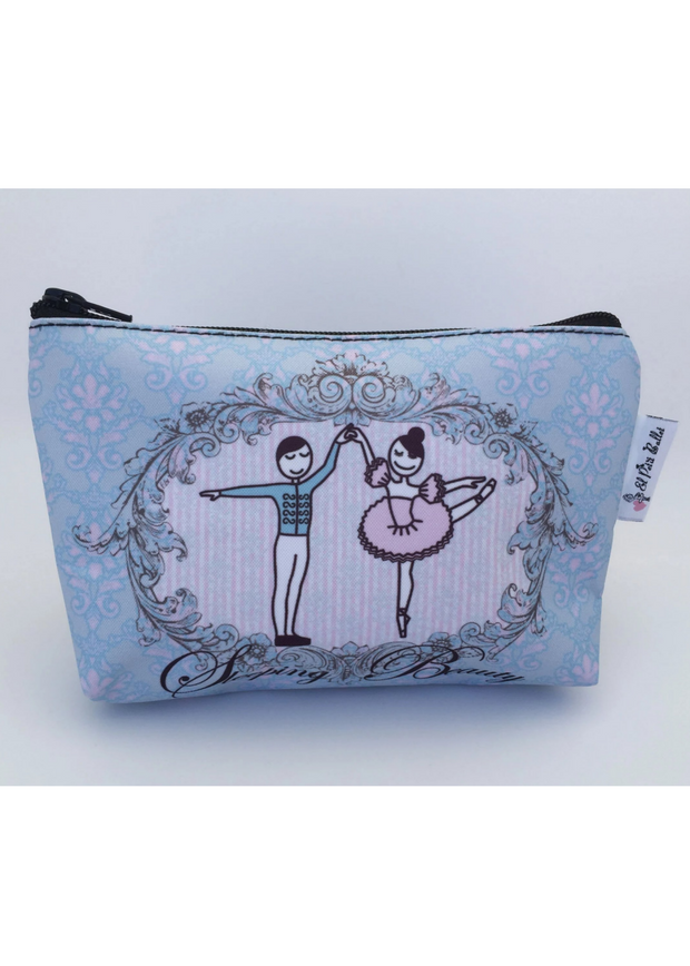 Sleeping Beauty Makeup Bag