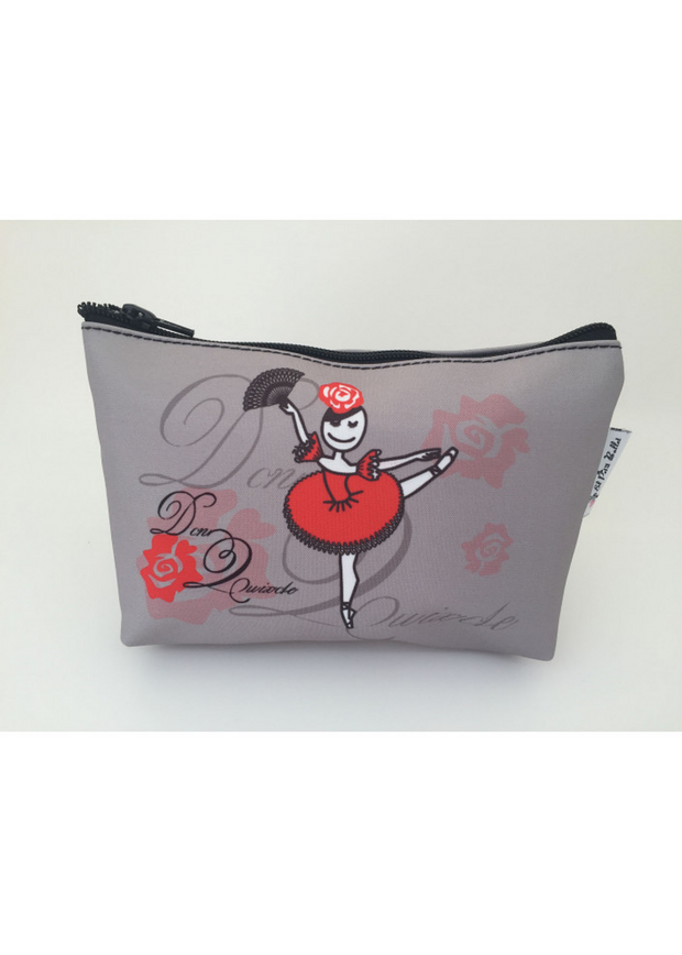 Don Quixote Makeup Bag