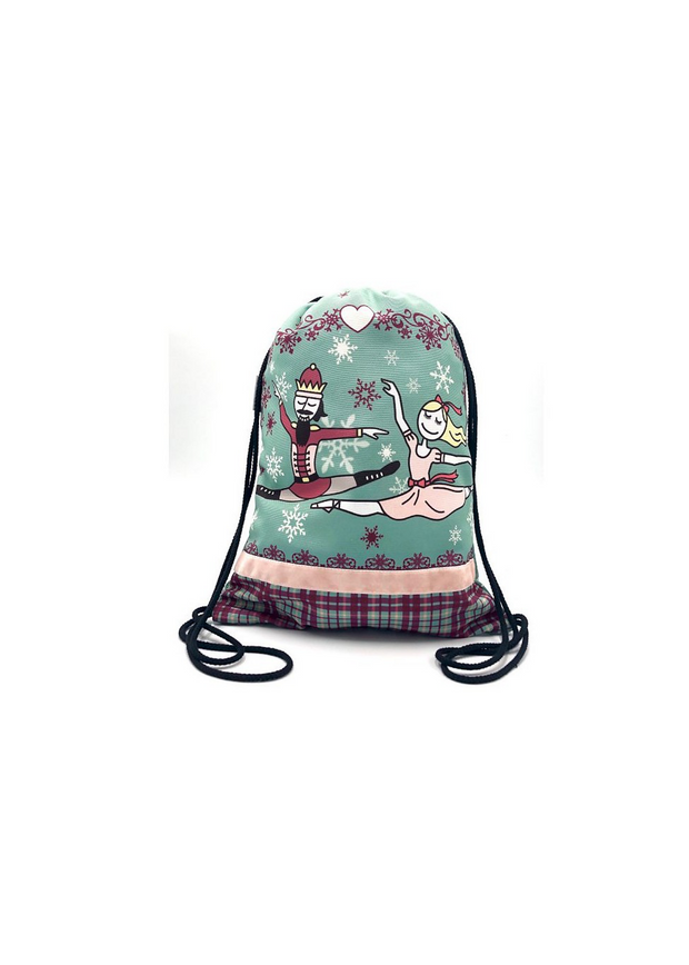 Nutcracker Drawstring Backpack