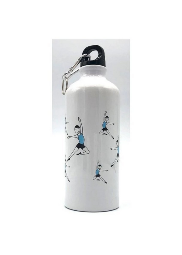 Male Dancer Water Bottle