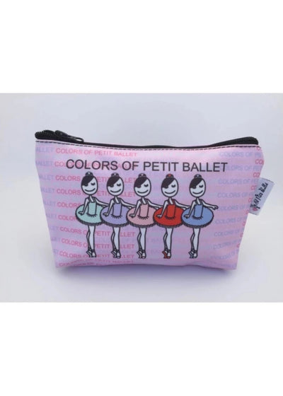 Ballet Squad Makeup Bag