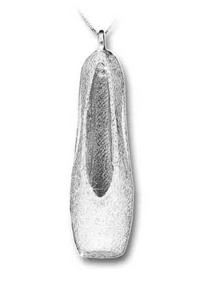 Pendant Charm Pointe Shoe