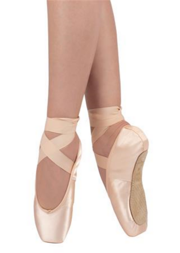 3007 Pointe Shoe, Medium Shank