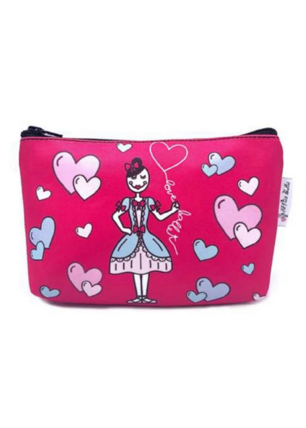 Love Ballet Makeup Bag