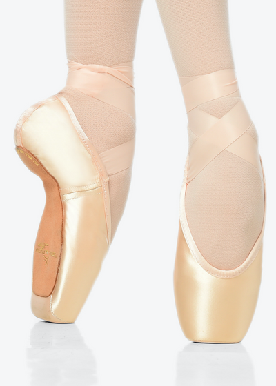 Sculpted Fit (SC) Supple (Pink bag) Gaynor Minden Pointe Shoe
