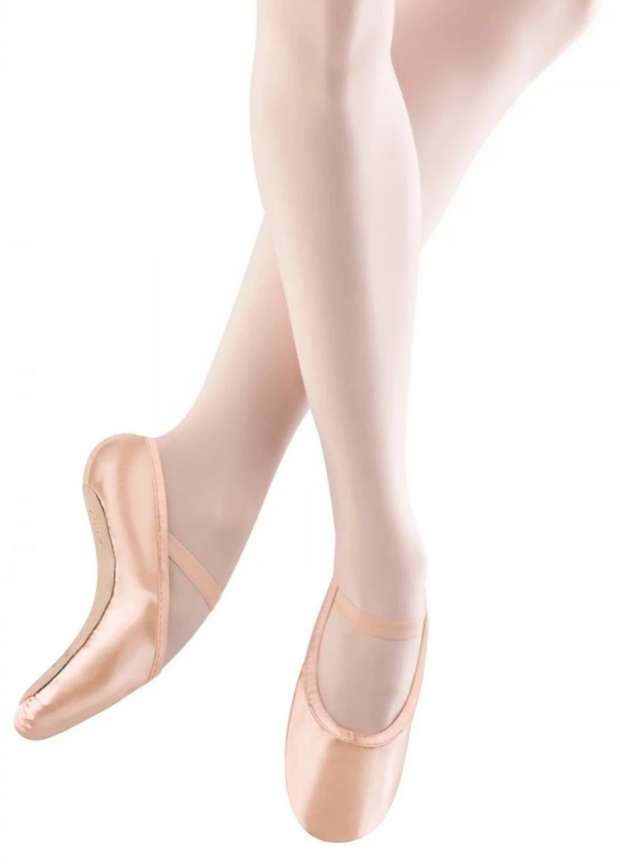 Stretch Satin Ballet Slipper