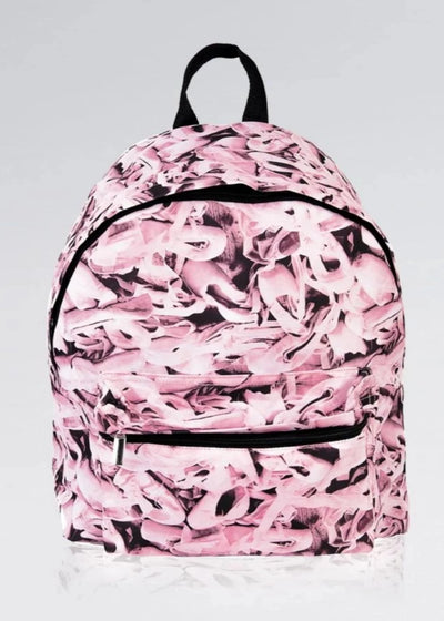 Pointe Shoe backpack