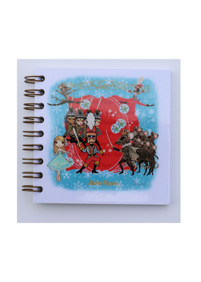 Square Notebook The Nutcracker and The Mouse King