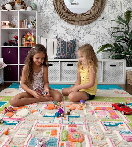 Decor Meets Playtime with IVI 3D Play Carpets @MOMMY'S memorandum