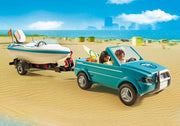 6864 Surfer Pickup with Speedboat