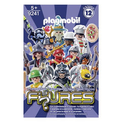 9241 Playmobil figures BOYS