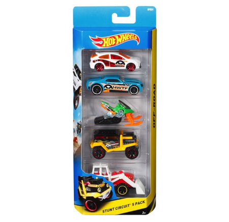 HOT WHEELS 5-Car Gift Pack