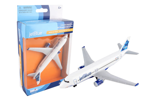 jetBlue Single Plane