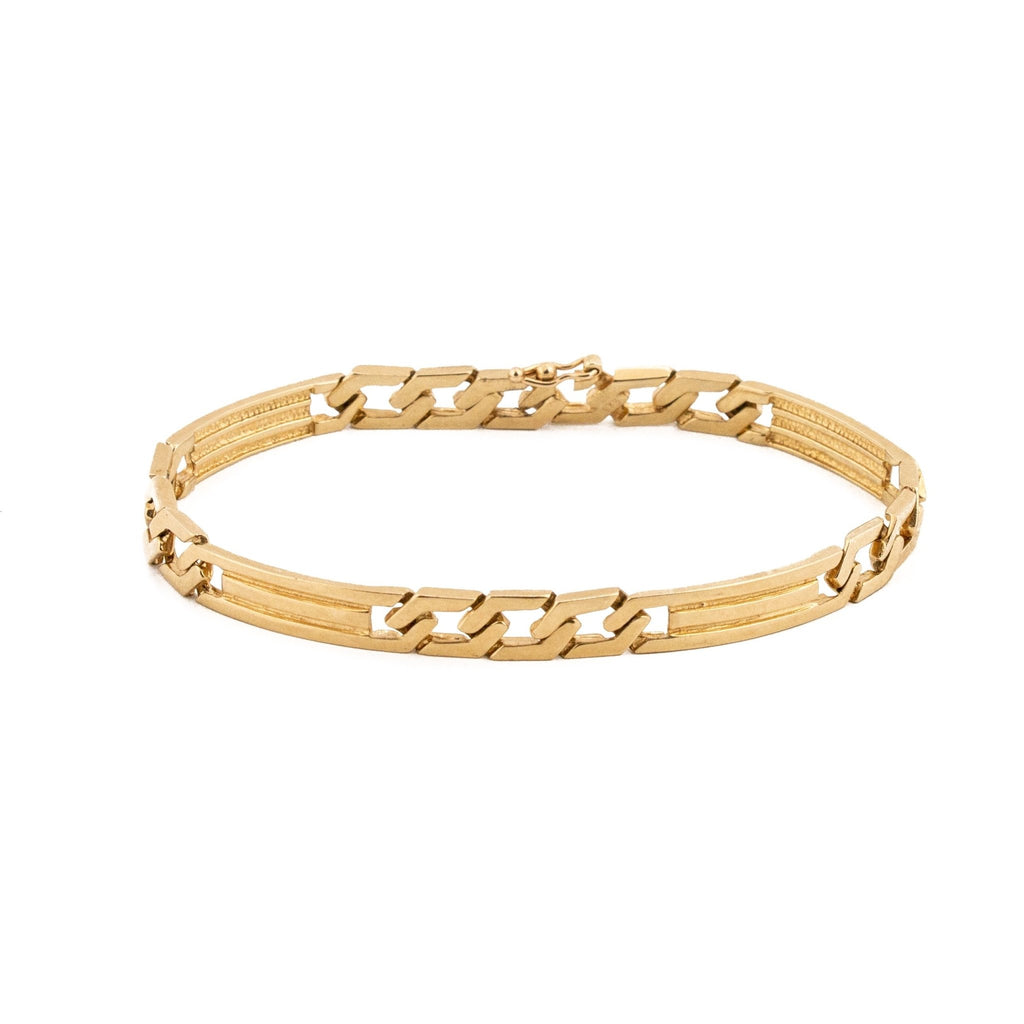 10KT Chic Bracelet - Kingdom Jewelry