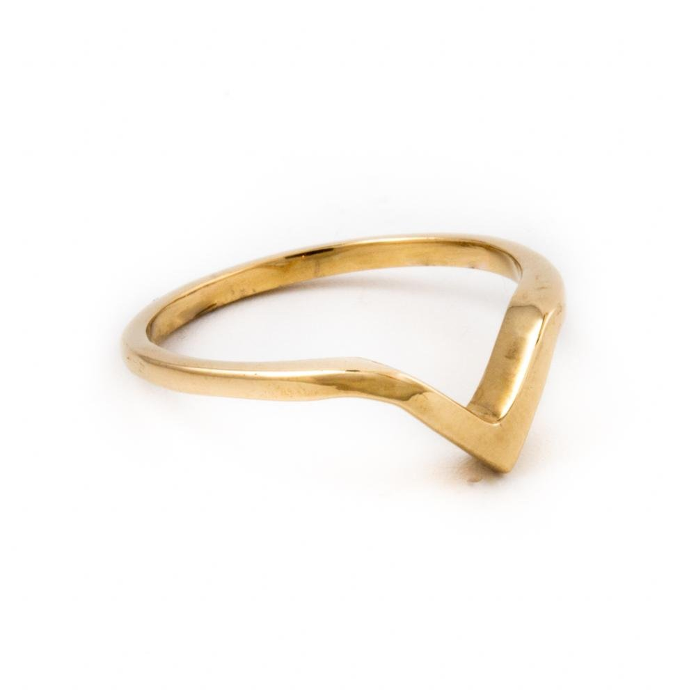 14kt Gold Tiara Ring - Kingdom Jewelry