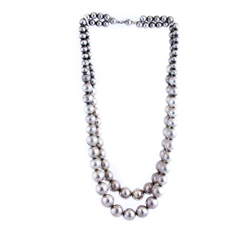Twin-Strand Taxco Necklace