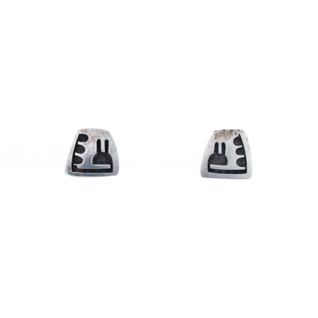 Hopi Snail Stud Earrings