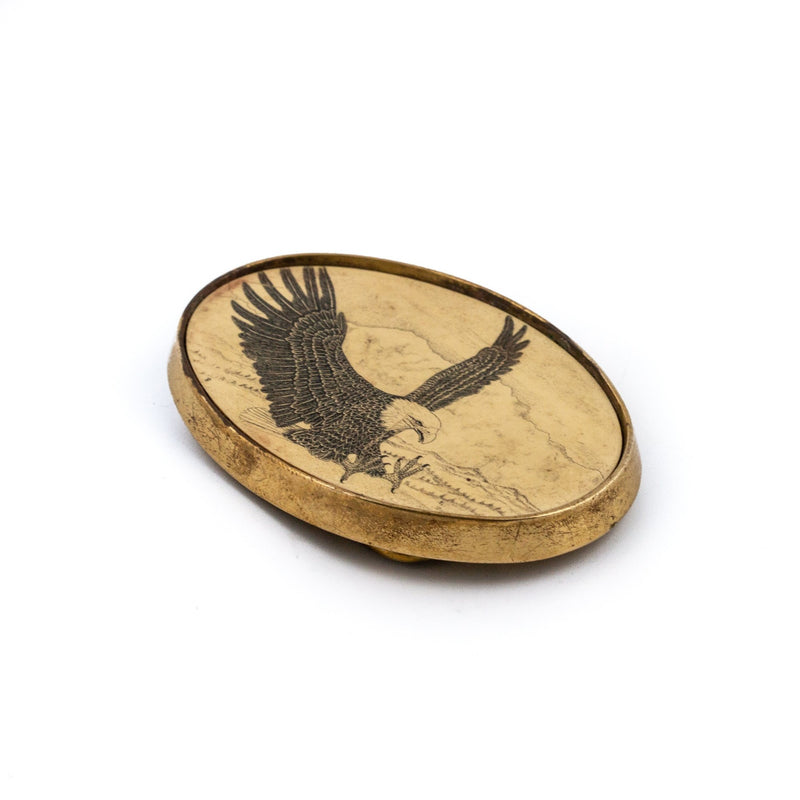 Barlow Eagle Belt Buckle - Kingdom Jewelry