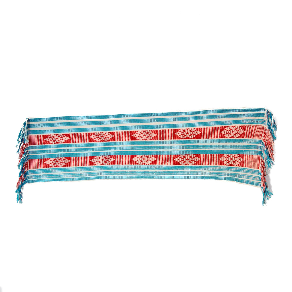 Blue Timor Textile Scarf - Kingdom Jewelry