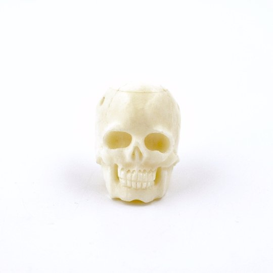 Bone Skull Pendant - Kingdom Jewelry