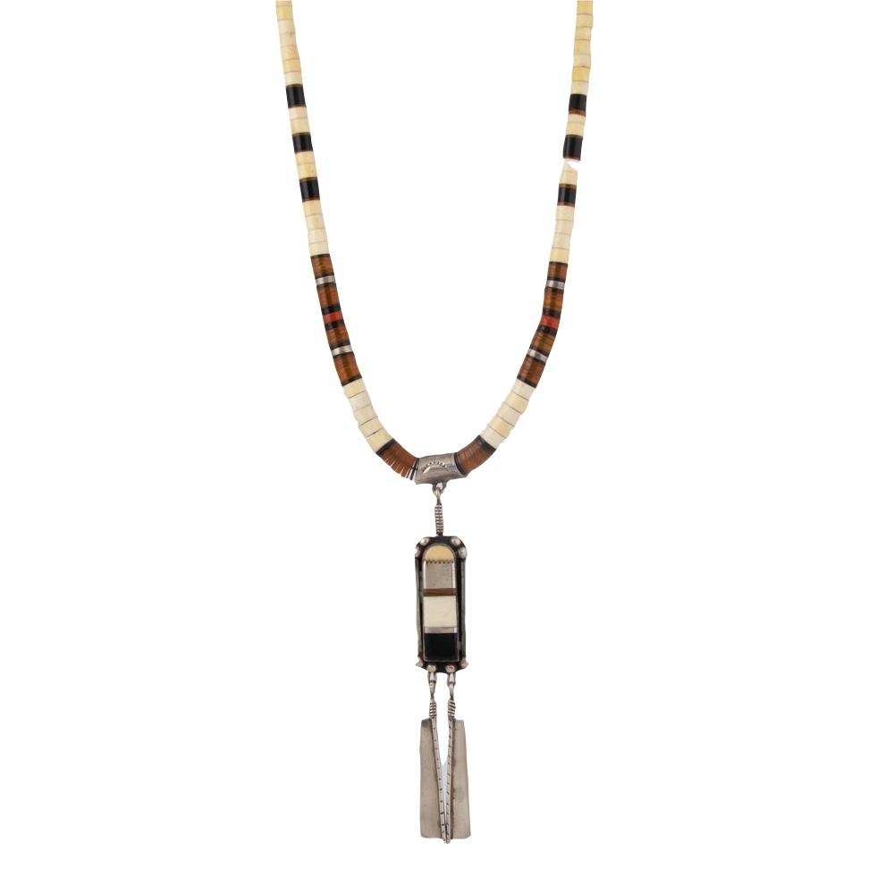 Earthy Santo Domingo Necklace - Kingdom Jewelry