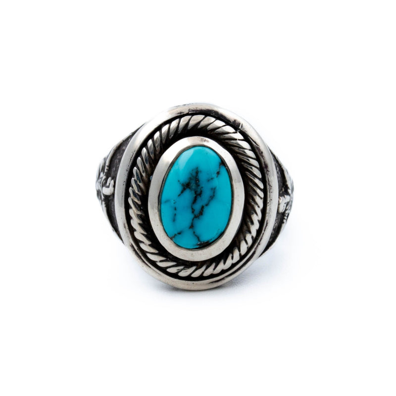 Egyptian Godber-Burnham Ring - Kingdom Jewelry