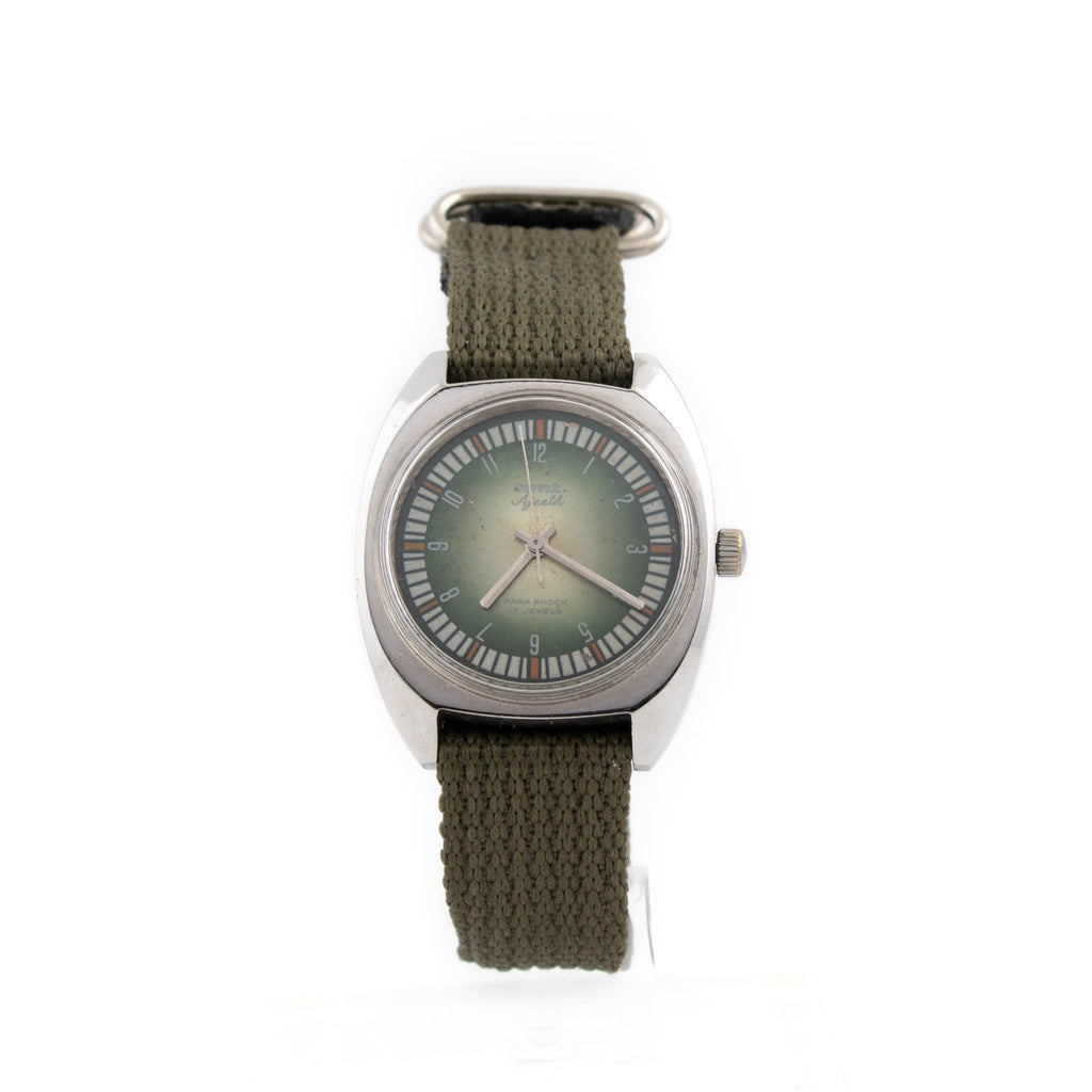 "HMT ""Ajeeith"" Manual Watch - Kingdom Jewelry"