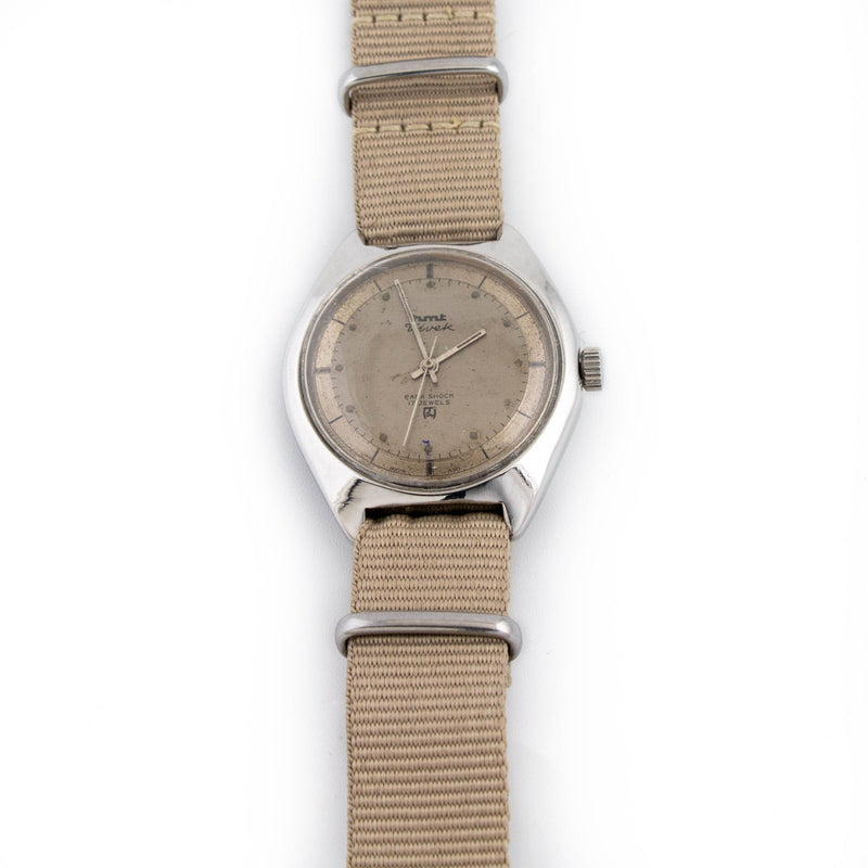 "HMT ""Vivek"" Manual Watch - Kingdom Jewelry"