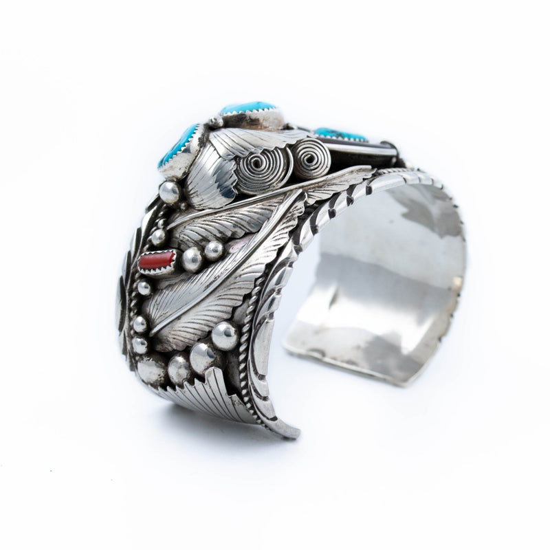 Killer Claw Navajo Cuff - Kingdom Jewelry