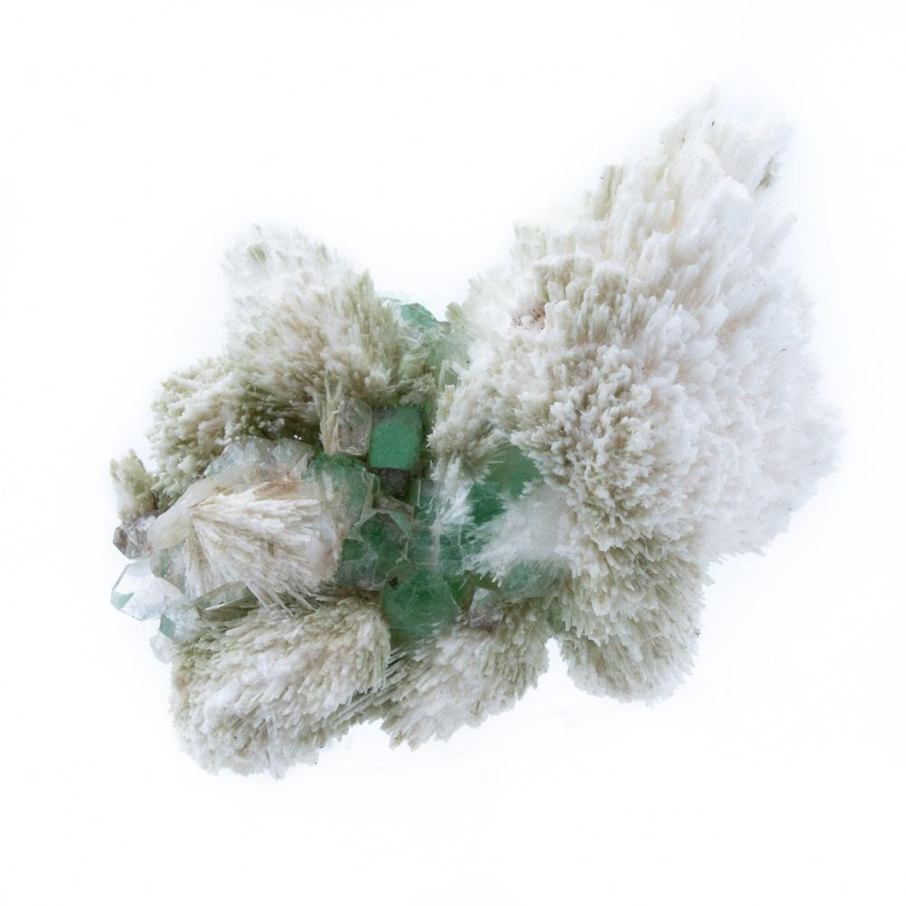 Natural Apophyllite Mineral Specimen - Kingdom Jewelry