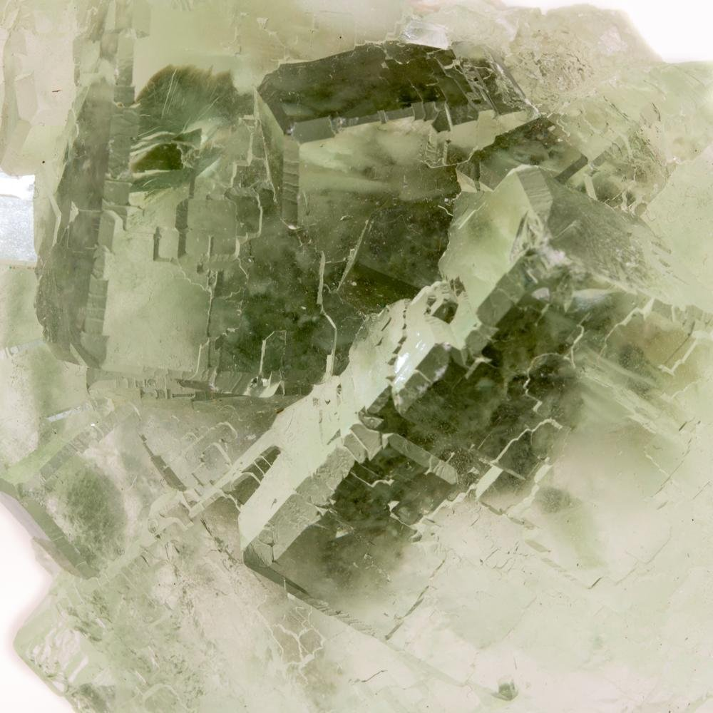 Natural Chinese Fluorite Specimen - Kingdom Jewelry
