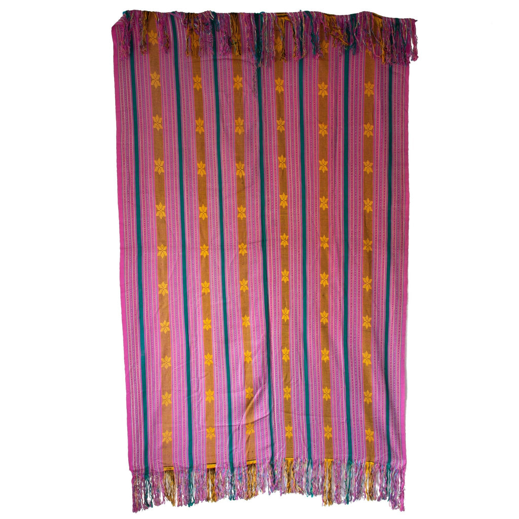 Pink Timor Textile Blanket - Kingdom Jewelry