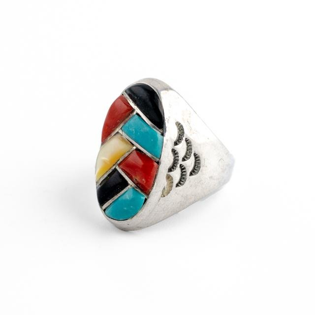 Rad Multi Stone Ring - Kingdom Jewelry