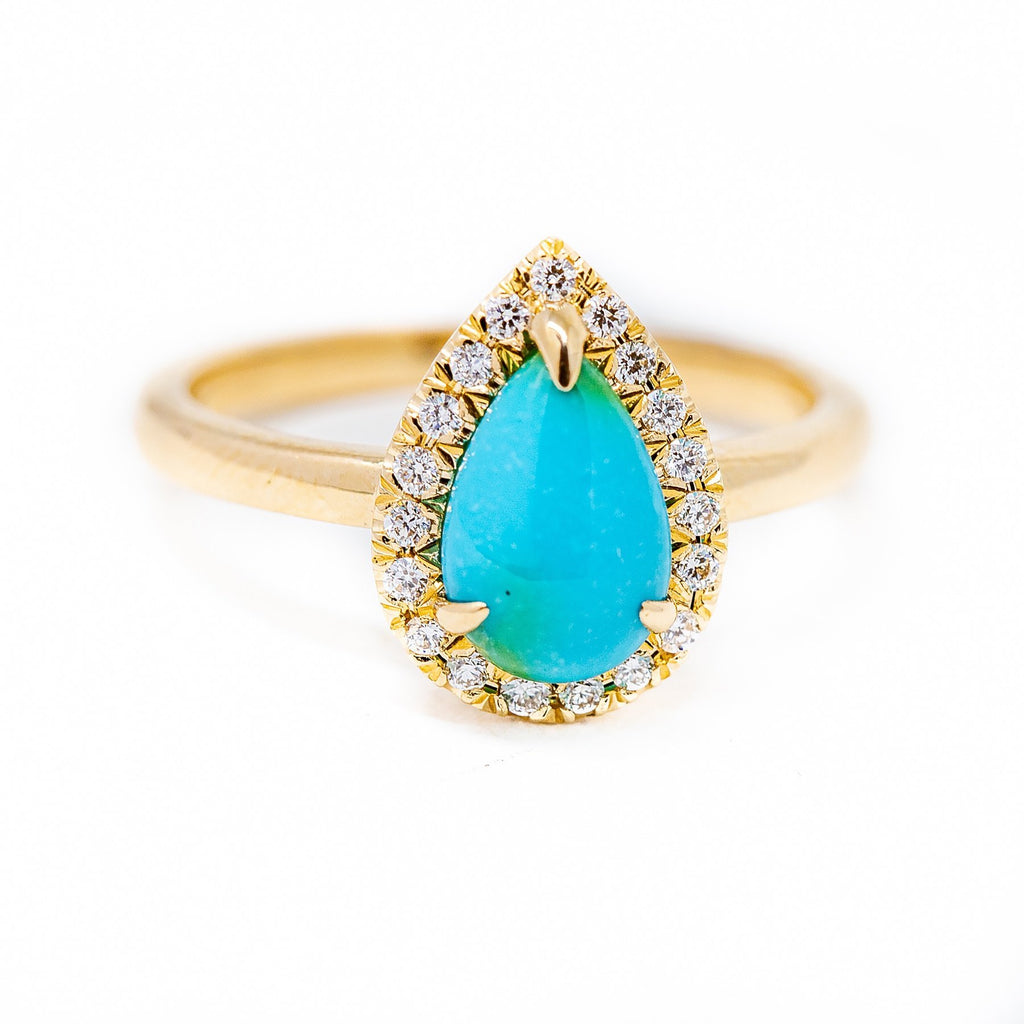 Sonoran Gold Diamond Ring - Kingdom Jewelry