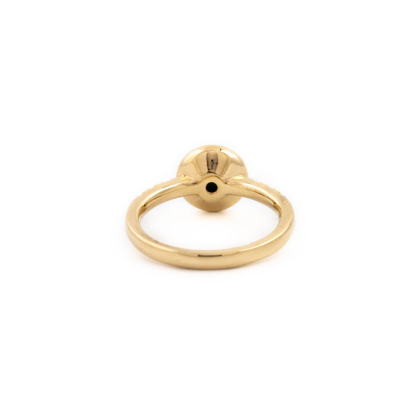 Sonoran Gold Engagement Ring - Kingdom Jewelry