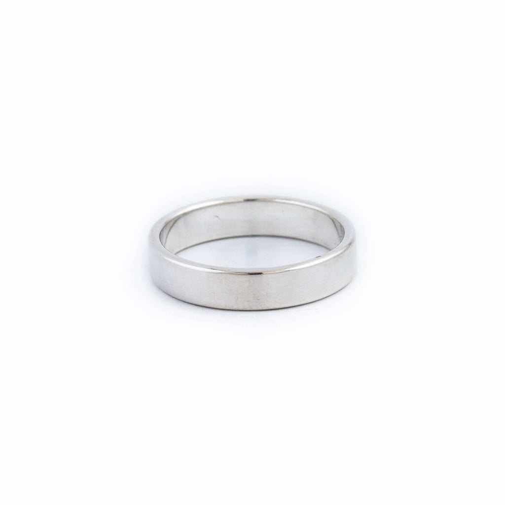 Sterling Silver Trim Ring - Kingdom Jewelry