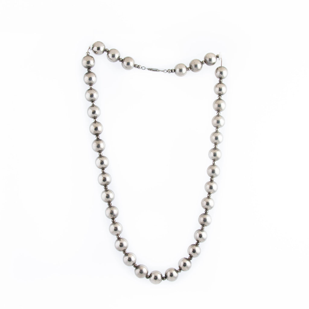 Taxco Bench Beaded Necklace - Kingdom Jewelry