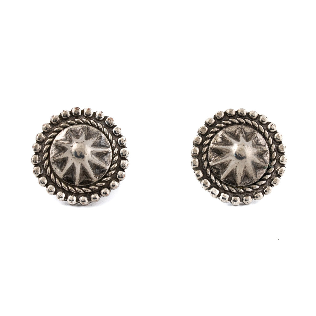 The Sand Dollar Earrings - Kingdom Jewelry
