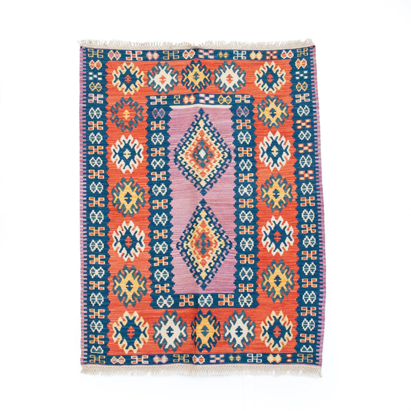 Twin Diamond Pirot Rug - Kingdom Jewelry