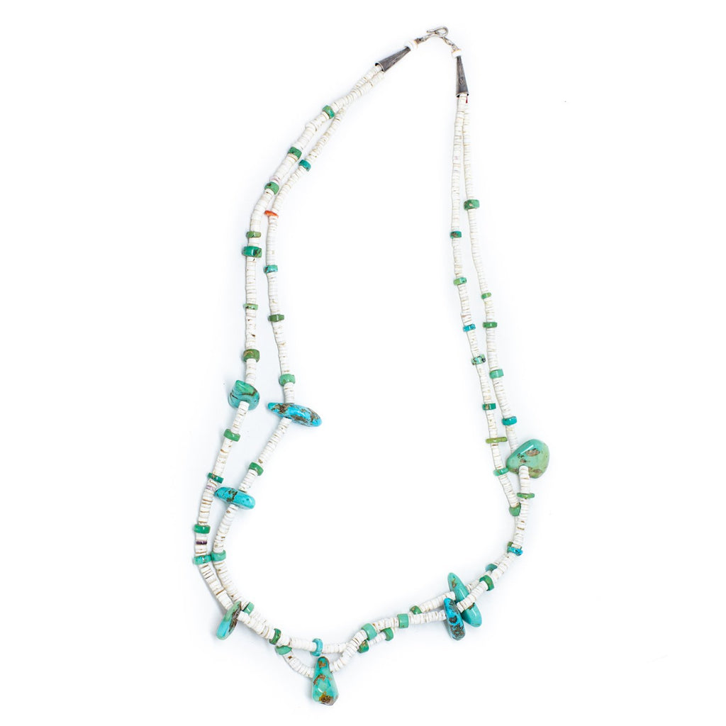 Twin-Strand Nugget Necklace - Kingdom Jewelry